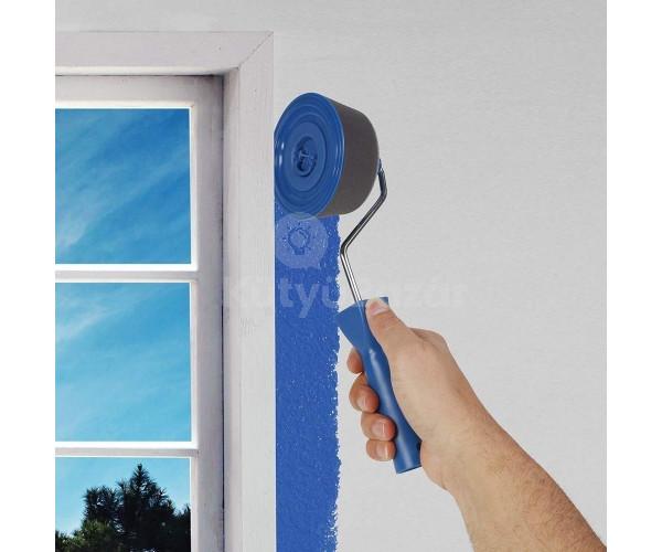 5 az 1-ben festőhenger készlet festéktartállyal