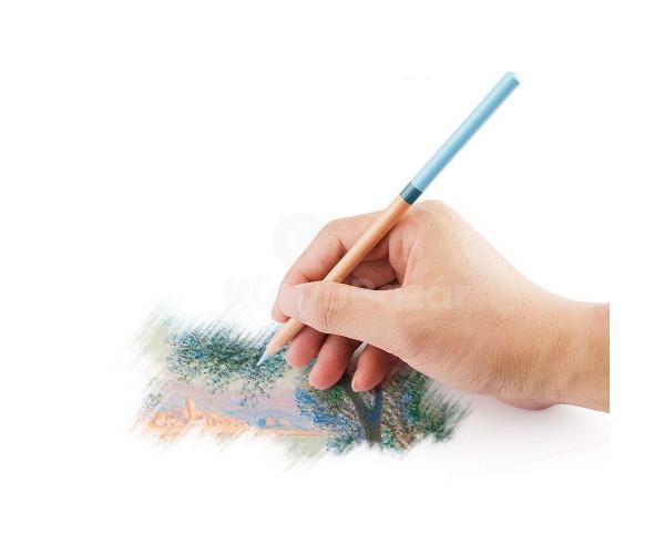 48db-os Színes ceruza készlet - profi rajzolóknak!