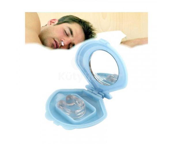 Horkolásgátló snore stopper (szilikon)