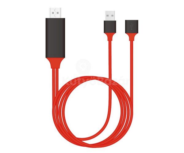 HDMI – USB kábel, HDMI kábel telefonhoz