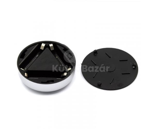 Nyomógombos mini LED lámpa 2db