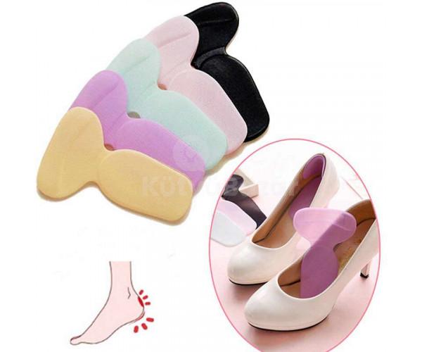 Sarokvédő cipőbe, sarokfogó, sarokpárna 3 pár