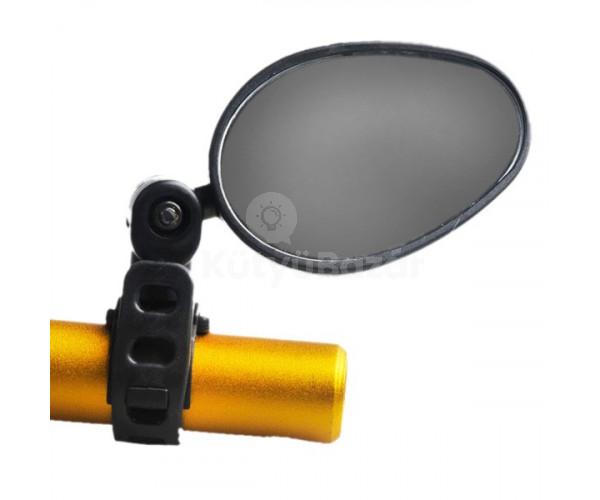 Kerékpárra rögzíthető visszapillantó tükör