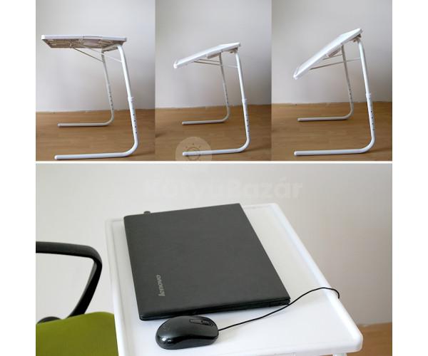 Kisasztal, hordozható asztal, etetőasztal
