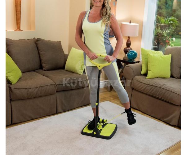 Alsótest trainer a kerek formákért