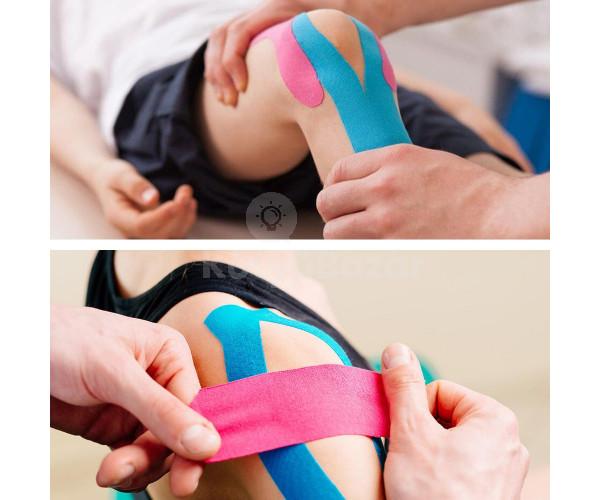 kineziológiai tapasz a bal térdízület deformálódó artrózisa