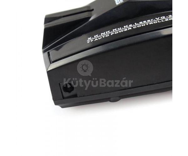 Traffipax jelző, radar lézerdetektor - előzd meg a bírságot!