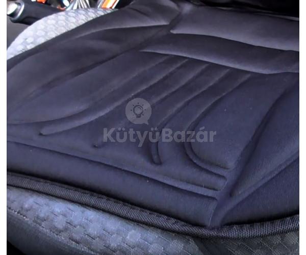 Autó ülésvédő, fűthető üléshuzat, masszázsülés