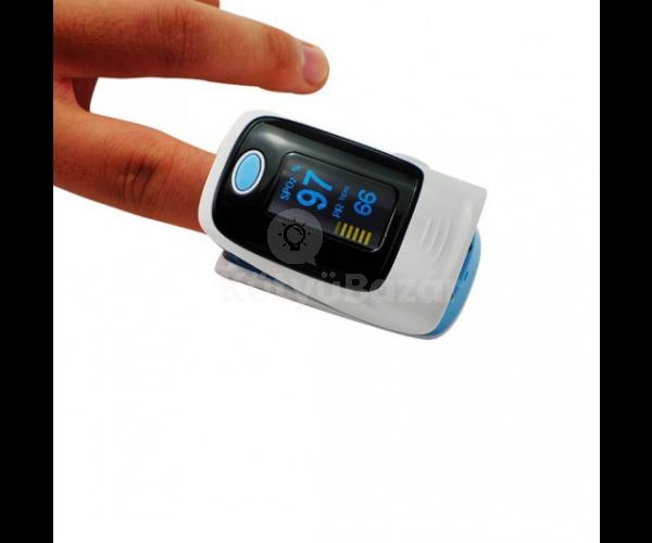 Pulzoximéter , Ujjra csíptethető pulzusmérő