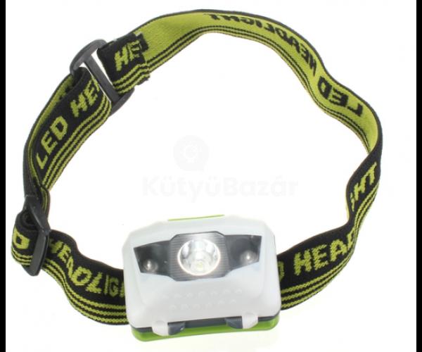 LED-es mini fényszóró fejlámpa