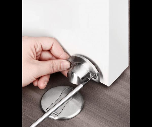 Elegáns mágneses ajtóütköző