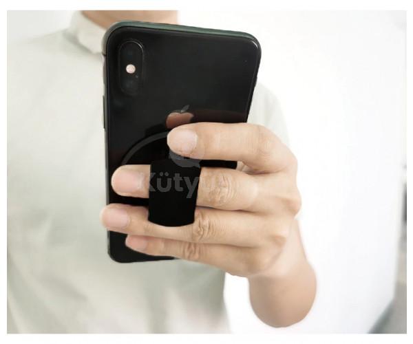 Szupervékony mágneses telefon tartó