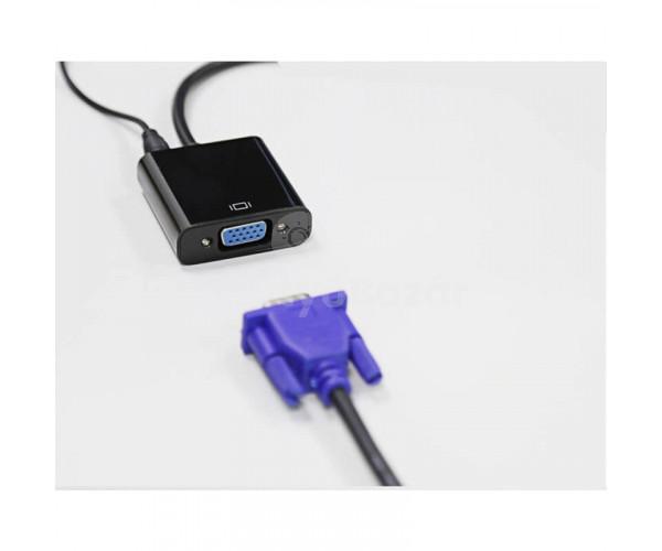 HDMI-VGA átalakító, konverter