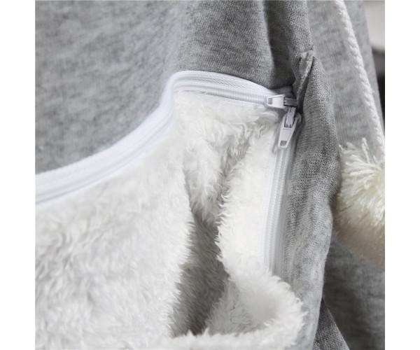 Pihe-puha cicahordozó pulcsi