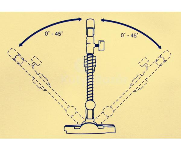 Precíziós szögfúró kiegészítő