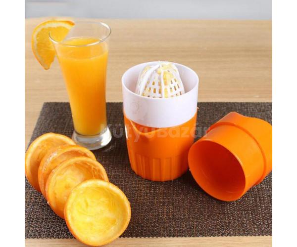 Kézi gyümölcsfacsaró - Első az egészség!