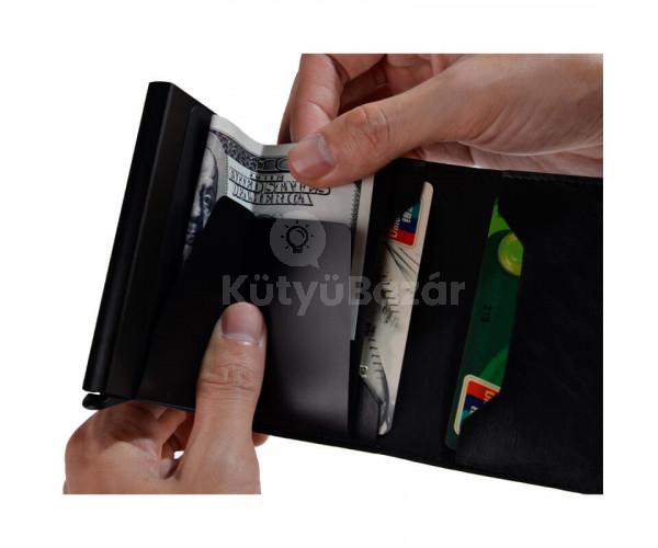 Luxus kártyatartó és pénztárca