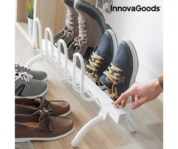 Elektromos cipő szárítóállvány 80W