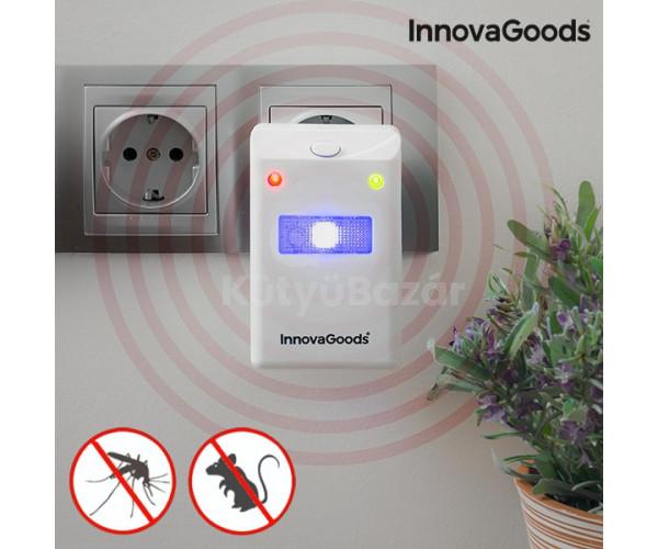 LED-es Rovar és rágcsálóirtó készülék
