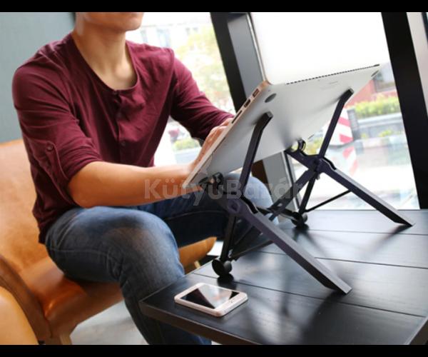 f39bbe2fa5c5 Állítható hordozható laptop állvány | KütyüBazár.hu - Minden napra ...