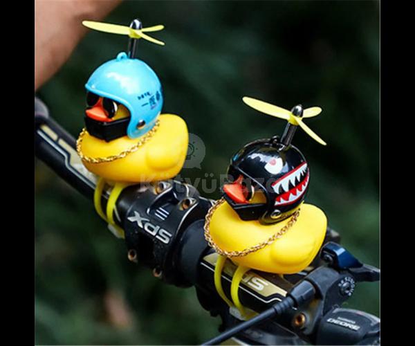 Gumikacsa Biciklilámpa És Duda