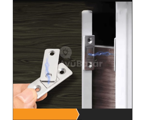 Mágneses bútorzár, ultravékony fiók,ajtó,háztartási zár