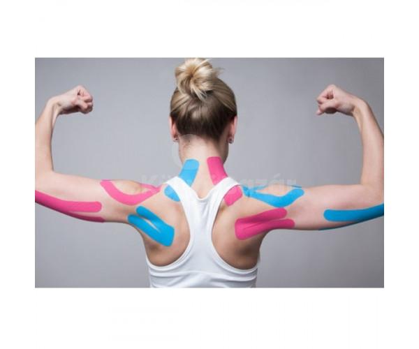 Kineziológiai tapasz, kineziológiai szalag, kinesio tapasz, sport tapasz
