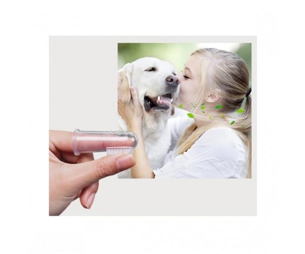 Kutya fogkefe - 4 darabos csomag