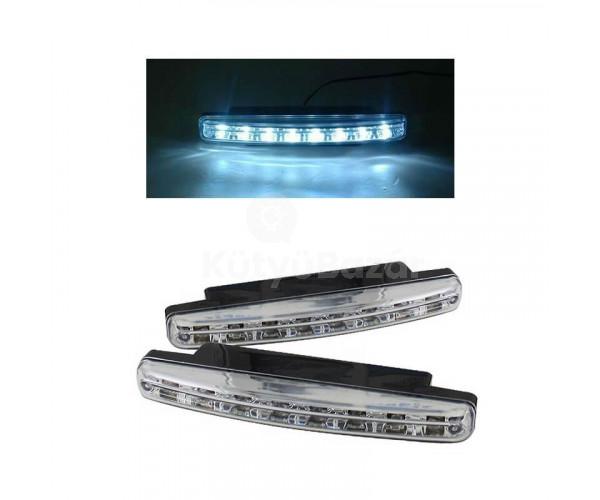 8 LED DRL nappali menetfény