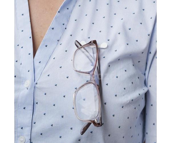 Mágneses szemüvegtartó