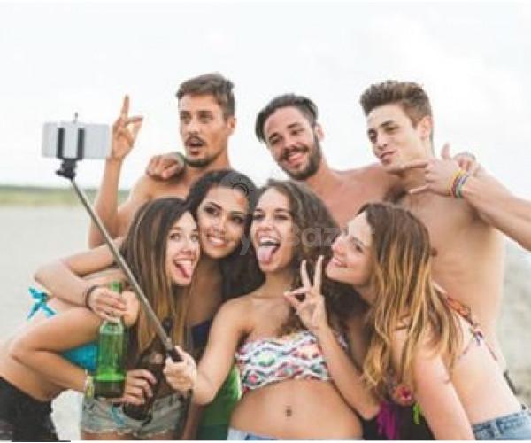 Exkluzív selfie bot
