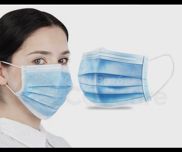 Három rétegű szájmaszk (50db)