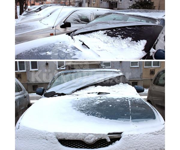 Okos szélvédő takaró (téli, nyári)