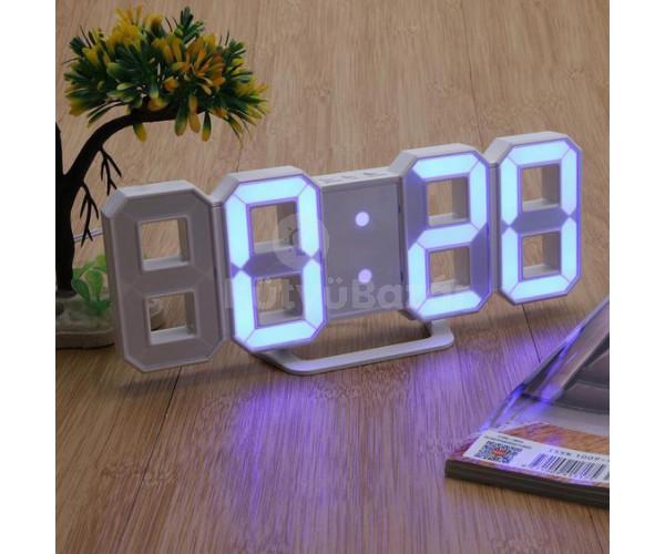 Falióra, digitális óra, nagyméretű, dekor falióra