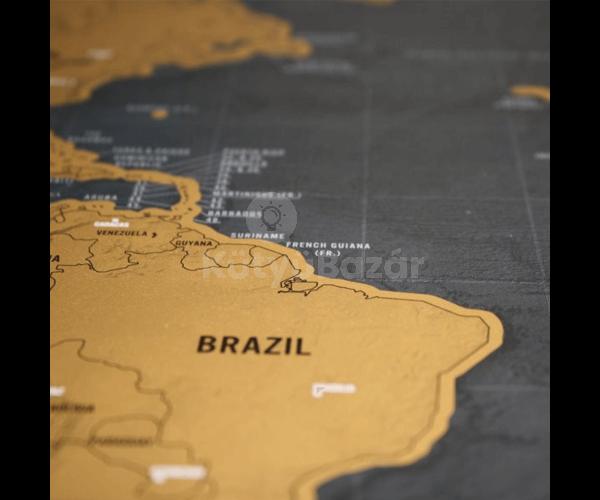 Kaparós Térkép Világutazóknak