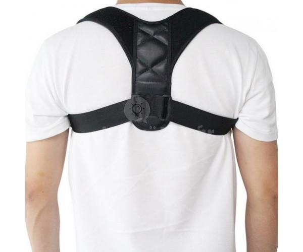 Tartásjavító hátpánt, testtartás javító hátegyenesítő