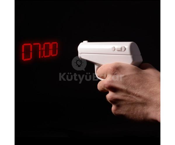 Titkos ügynök ébresztő óra