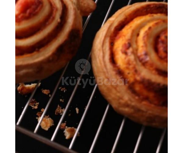 Többfunkciós sütőbe helyezhető sütőlap