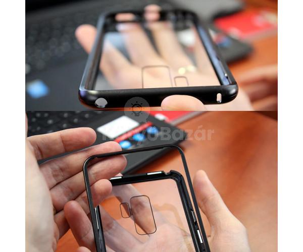 Mágneses, átlátszó Samsung telefontok
