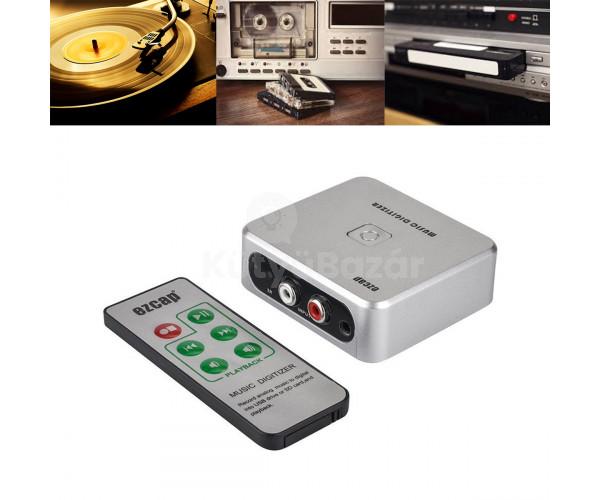 Ezcap audio digitalizáló