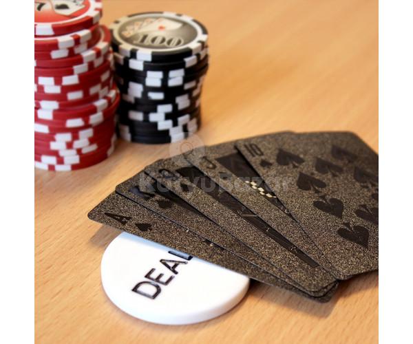Francia kártya, póker, bridzs, römi (prémium plasztik)