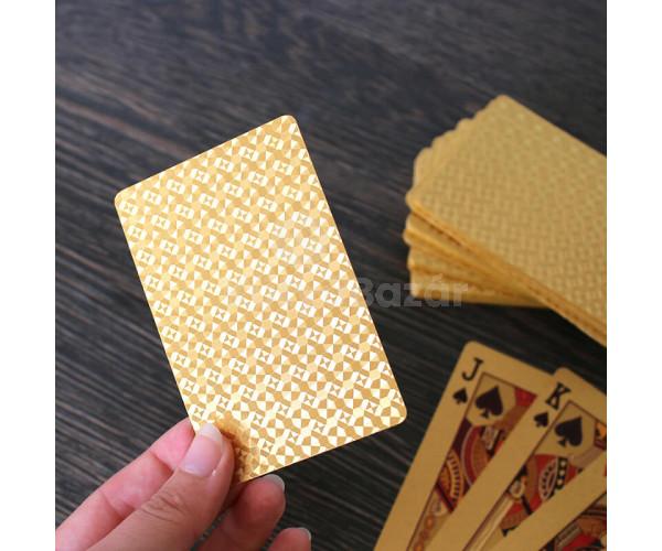 Luxus póker kártya pakli