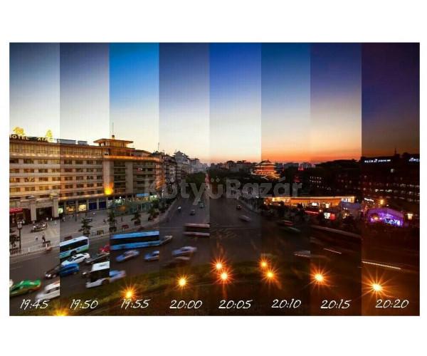 Távirányítós 360 fokos panoráma állvány