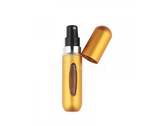 Utántölthető parfümszóró