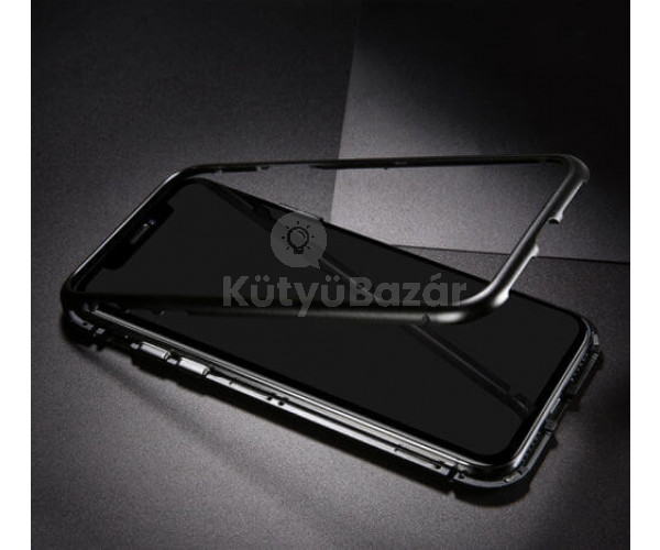Mágneses, átlátszó Iphone telefontok