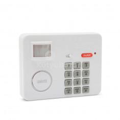 Mozgásérzékelős riasztó PIN-kód védelemmel