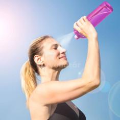 Sport kulacs, spriccelővel - 600 ml