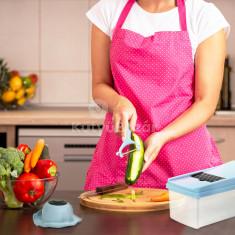 Multifunkciós konyhai szeletelő, aprító készlet
