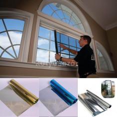 Védelmező fényvisszaverő ablakfólia