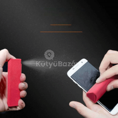 Képernyőtisztító spray